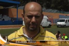 II Clinic Lúdico-Deportivo en Valsequillo.