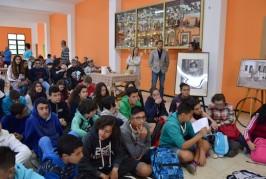 Encuentro entre generaciones en Valsequillo