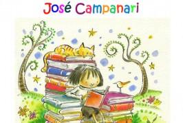 La Hora del Cuento con José Campari en la Biblioteca Municipal de Valsequillo