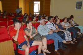 El Patrimonio Industrial de Valsequillo ha sido el protagonista en el Centro Cívico