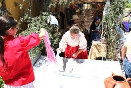 El Rincón de Tenteniguada «Viajó en el tiempo» en su VI Día de las Tradiciones (Galería Fotográfica)