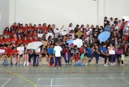El jueves 4 de junio se clausuran Los Juegos Escolares Municipales 2015