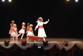 Clausura de la Escuela Municipal de Danza en Valsequillo.