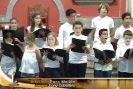 Clausura concierto de los coros de las Escuelas Artísticas Municipales de Valsequillo.