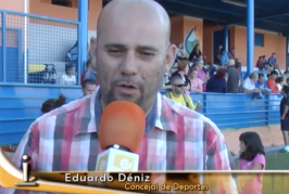 Clausura de las Escuelas Deportivas Municipales.