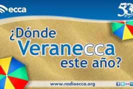 Radio ECCA lanza su campaña de verano con el lema ¿Dónde Veranecca este año?