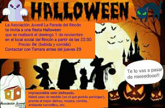 Halloween La Parada Rincón 1w