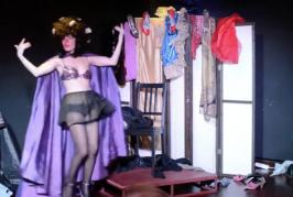 """Hoy sábado a partir de las 18:30 horas, en el Teatro C. O. Jacinto Suárez Martel de Valsequillo, se presenta la obra """"Suicidio de una actriz frustrada"""""""