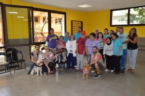 Centro Ocupacional perros 1w