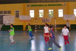 Más de un centenar de niños participarán en la inauguración de los Juegos Escolares Municipales