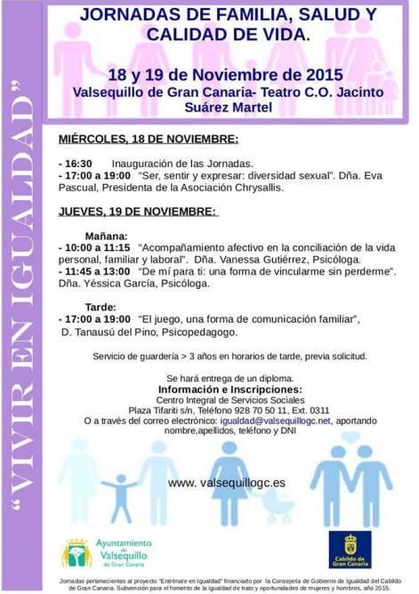 cartel Jornadas Igualdad 1w