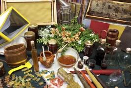 Todo preparado para la celebración de la I Feria de la Abeja Negra Canaria y la Miel en Valsequillo