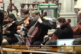 Concierto de Santa Cecilia por la Escuela de Música de Valsequillo.