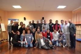 El Centro Cívico de Valsequillo acogió el taller «Liderazgo deportivo: actitud de Campeones»