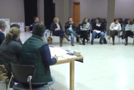 Consejo Escolar Municipal en Valsequillo.