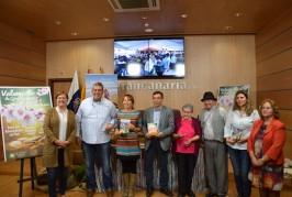 Valsequillo presenta el programa de la Ruta del Almendrero en Flor 2016