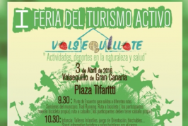Se abren las inscripciones para la I Feria de Turismo Activo en Valsequillo.