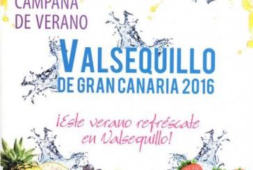 Consulte el programa completo de la Campaña de Verano 2016 «Este Verano Refréscate en Valsequillo»