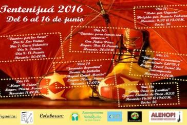 Afección al tráfico por la Romería de San Juan en Tenteniguada el sábado 18 de junio.