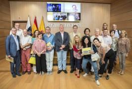 La vocación de servicio social define el primer año de gestión de la Consejería de Cultura  del Cabildo de Gran Canaria