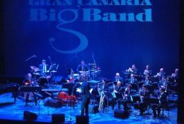 La Gran Canaria Big Band ofrece en Guía su espectáculo Tributo a Frank Sinatra y Ella Fitzgerald.