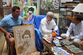 El Festival «3 Días de Farándula» llega a Valsequillo con la participación de payasos de siete países