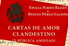 Un libro electrónico reproduce la totalidad de las cartas de Pardo Bazán a Galdós