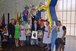 Valsequillo presenta el programa de actos para las Fiestas de San Miguel 2016