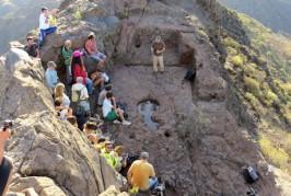 El Cabildo de Gran Canaria organiza una visita para contemplar desde el Roque Bentayga la salida del sol en el equinoccio de Otoño