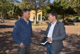 Valsequillo tendrá el primer sendero accesible para personas con movilidad reducida de Gran Canaria