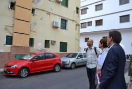 150.000 euros para rehabilitar las 54 viviendas del Grupo San Miguel en Valsequillo