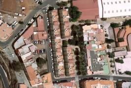 Resumen del proyecto de reforma y mejoras del Grupo de Viviendas San Miguel en Valsequillo