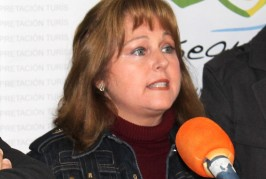 Valsequillo se enorgullece de su cronista oficial, María Teresa Cabrera, por la obtención de la Medalla de Honor de la Carretera