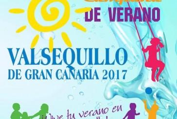 Consulte el programa completo de la campaña de verano 2017 «Vive tu Verano en Valsequillo»