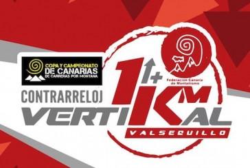 AVISO: La alerta por calor obliga a suspender el Kilómetro Vertikal de Valsequillo
