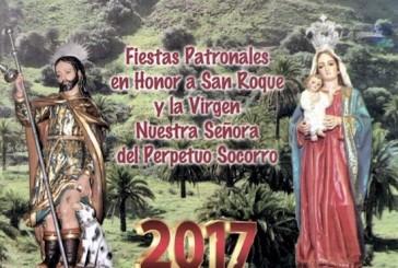 Consulte el Programa de Actos de las Fiestas de San Roque y la Virgen Nuestra Señora del Perpetuo Socorro 2017