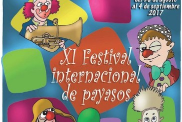 Consulte el programa de actos de la 11ª edición del Festival Internacional de Payasos (3 Días de Farándula) en Valsequillo