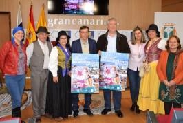 Valsequillo presenta su programa oficial de la Ruta del Almendrero en Flor 2018
