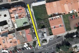 Valsequillo continúa arreglando las calles del municipio