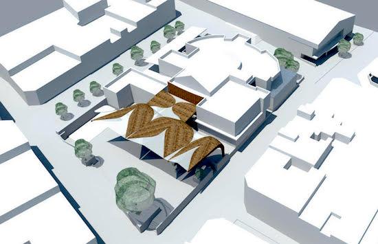 Proyecto Cubrición plaza tifariti 1w 550p
