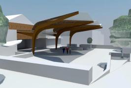 Valsequillo estudia hacer más atractiva y funcional la Zona Comercial Abierta
