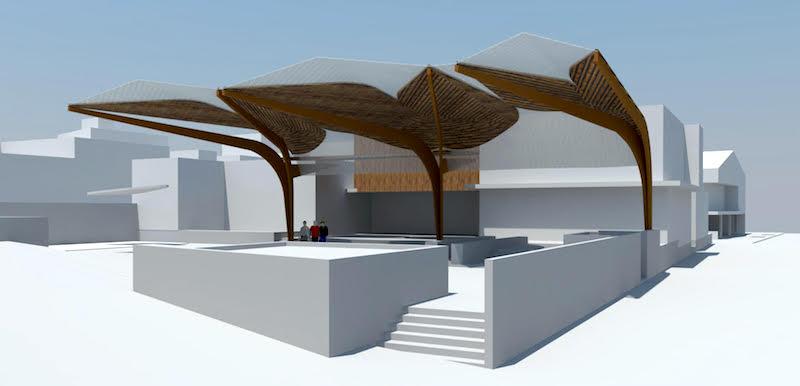 proyecto cubrición plaza tifariti 2w