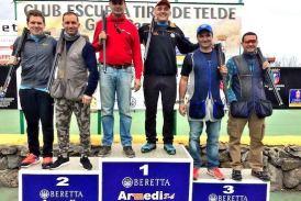 Valsequillo felicita al joven Yeremay Suárez por su participación en la II Liga GC de Tiro Deportivo