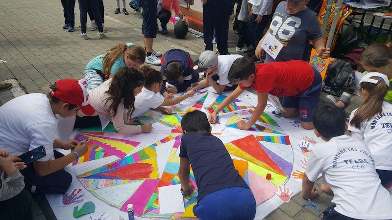 Carrera Solidaria CER 3w