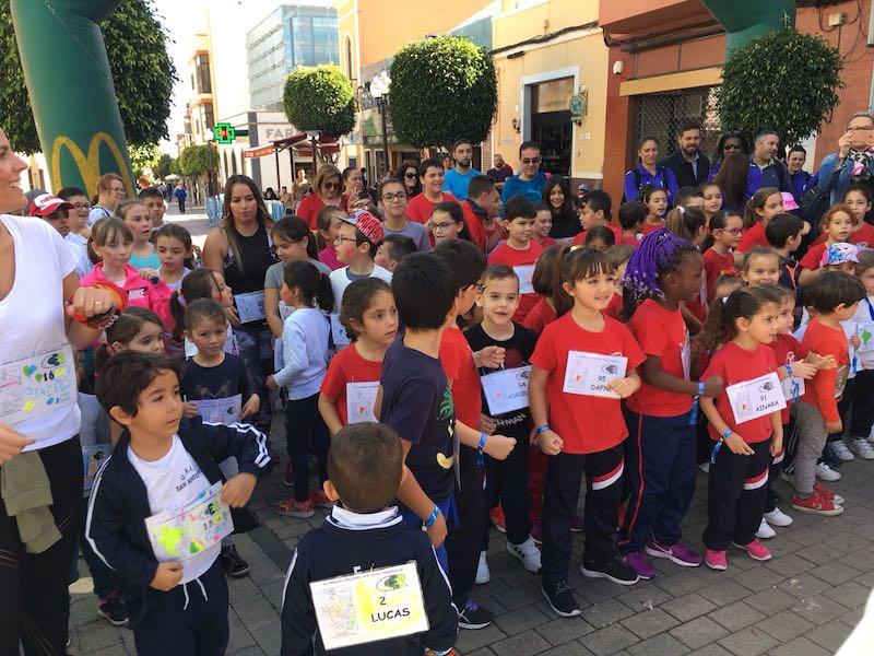 Carrera Solidaria CER 4w