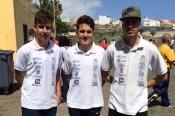 El Club Lomitos de Correa participó en el Campeonato Insular de Petanca en modalidad individual