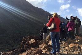 El Cabildo de Gran Canaria organiza dos visitas para contemplar desde la necrópolis de Arteara el equinoccio de primavera