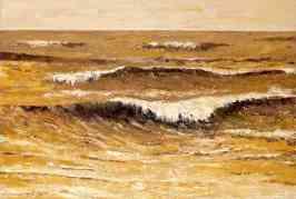 El Cabildo exhibe en Firgas la muestra colectiva 'Construcción y mar' en el marco del circuito de arte 'Itineraria'