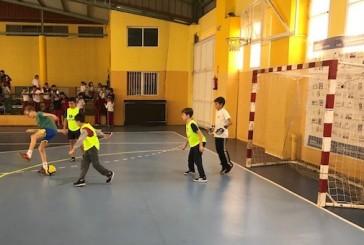 "Valsequillo celebró la fase municipal del ""Rebumbio 3×3″"