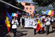 Crisol multicolor en el VII Encuentro Intercultural de La Barrera en Valsequillo